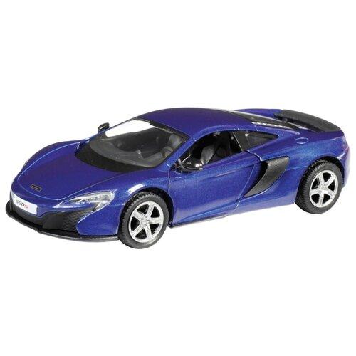 Купить Легковой автомобиль Autotime (Autogrand) Mclaren 650S 5 (49934) 1:32 Синяя, Машинки и техника