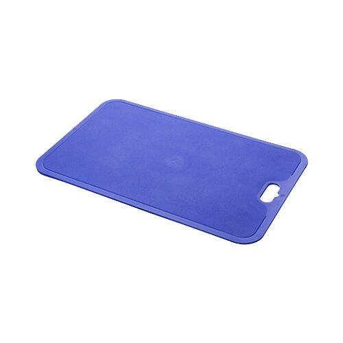Разделочная доска BEROSSI Funny XL 35х24,7х0,2 см лазурный/синий