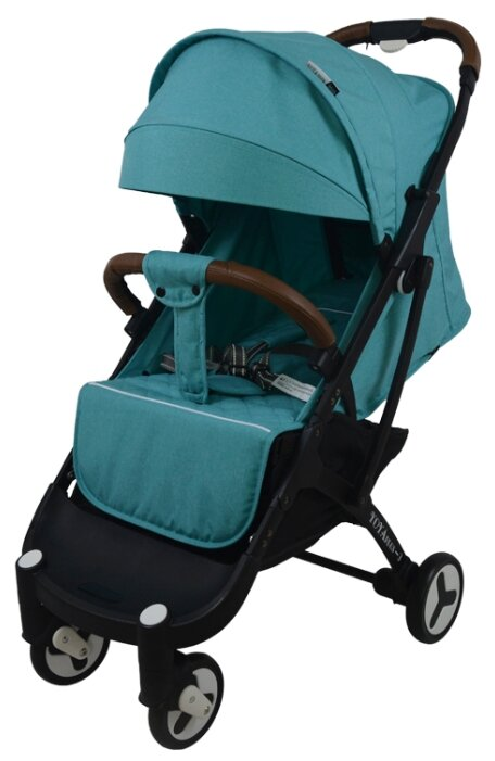 Прогулочная коляска Yoya Plus 3 (дожд., москит., подстак., бампер, сумка-чехол, бамбук. коврик, корзина д/пок, ремешок на руку, накидка на ножки)