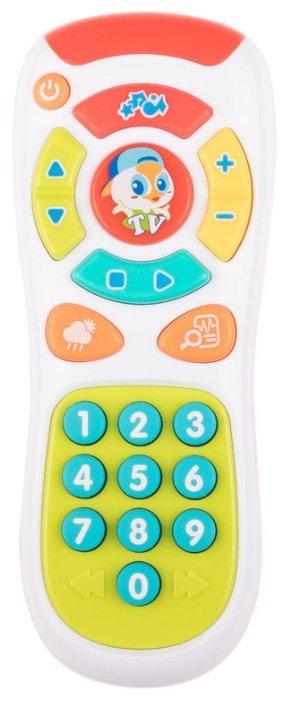 Интерактивная развивающая игрушка Happy Baby Clicker 330078