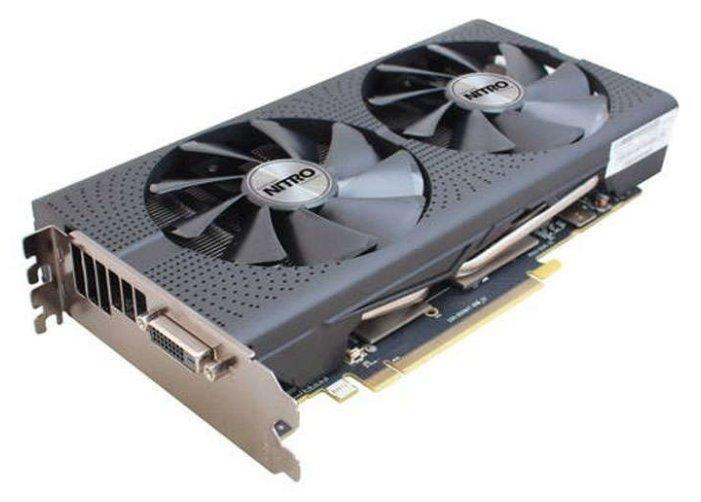 Видеокарта Sapphire Radeon RX 470 1206MHz PCI-E 3.0 4096Mb 7400MHz 256 bit