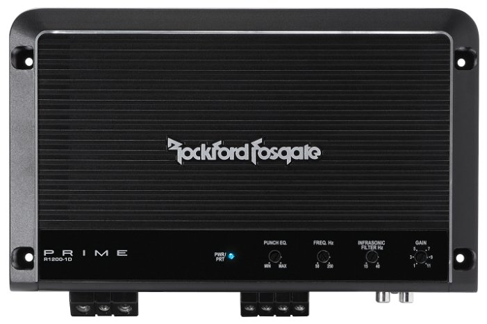 Автомобильный усилитель Rockford Fosgate R1200-1D