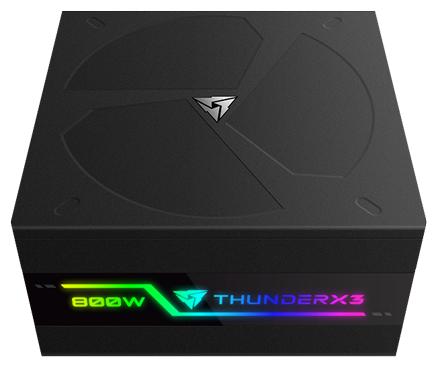 Блок питания для компьютера ThunderX3 PLEXUS 800