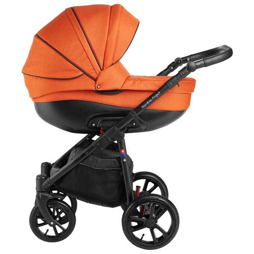Купить Универсальная коляска Noordline Olivia Sport 2018 (2 в 1) orange, Коляски