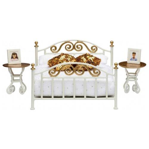 Купить Lundby Спальня в античном стиле Смоланд (LB_60209200) белый, Мебель для кукол