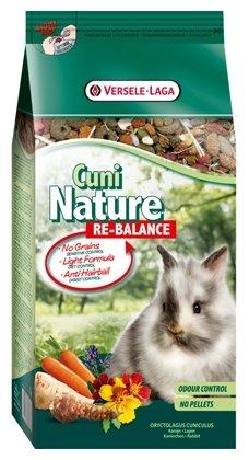 Versele-Laga Prestige Cuni Nature Re-Balance корм для декоративных кроликов 700 гр. арт. 271.16.461352