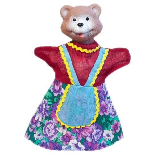 Русский стиль Кукла-перчатка Медведица, 11104
