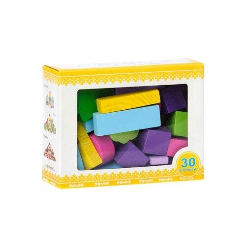 Кубики Томик Краски дня Вечер 6674-33 конструктор томик кубики цветные 20 элементов 2323