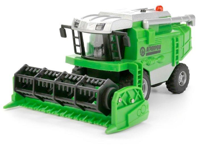 Машинка Технопарк 250746, 250746 зеленый