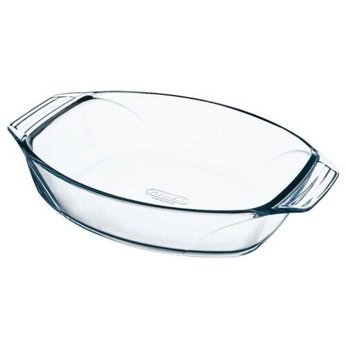 Форма для запекания Pyrex 410B000, 2 л, 30х21х6 см форма для запекания pyrex 211 1 л 20х17х6 см