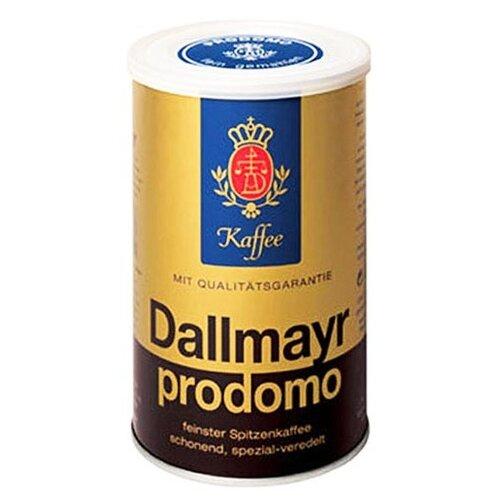 Кофе молотый Dallmayr Prodomo жестяная банка 250 гМолотый кофе<br>
