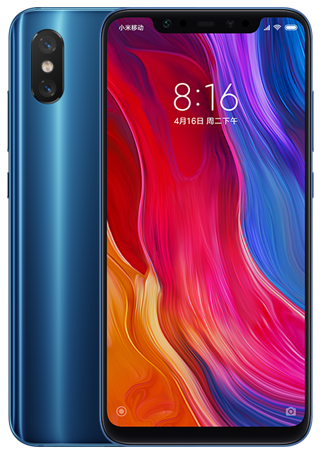Смартфон Xiaomi Mi8 6/256GB