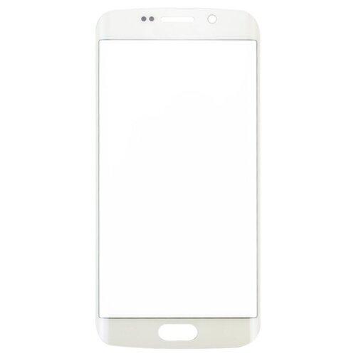 Защитное стекло CaseGuru для Samsung Galaxy S6 Edge+ whiteЗащитные пленки и стекла<br>