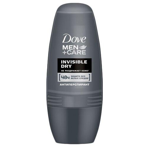 Антиперспирант ролик Dove Men + Care Экстразащита без белых следов, 50 млДезодоранты<br>