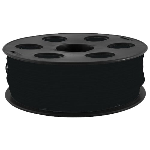 ABS пруток BestFilament 1.75 мм чёрный 1 кг