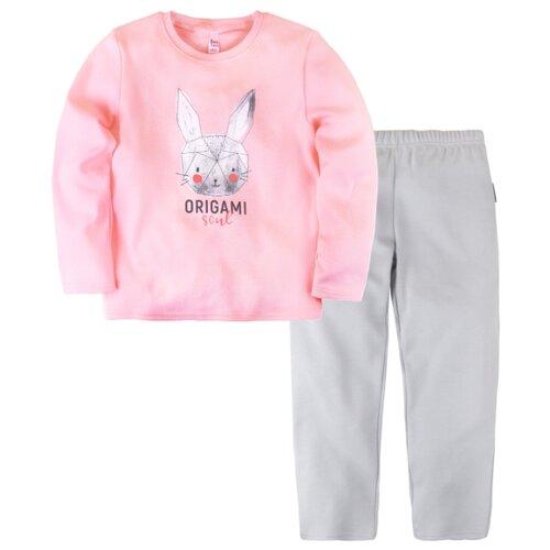 Пижама Bossa Nova размер 32, розовый/серыйДомашняя одежда<br>