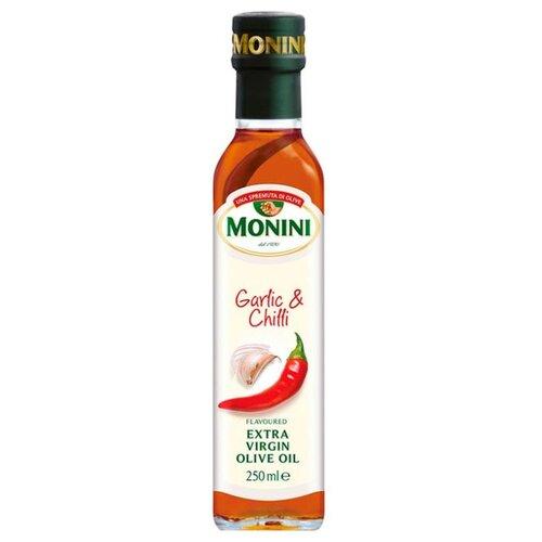 Monini Масло оливковое Aglio e peperonchino 0.25 л