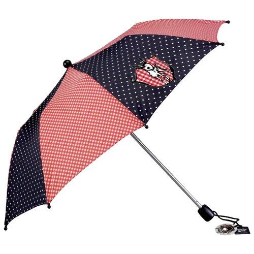 Зонт Spiegelburg красный/черный