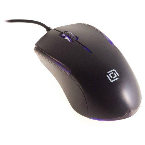 Мышь OKLICK 245M Black USB oklick 245m