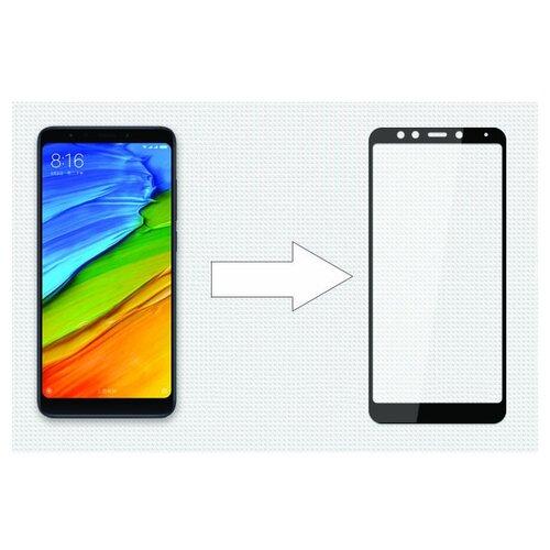 Защитное стекло Ainy Full Screen Cover AF-X1060A/B/L для Xiaomi Redmi 5 черный аксессуар защитное стекло для apple iphone 6 6s ainy 3d full screen cover 0 33mm с силиконовыми краями black af a890a
