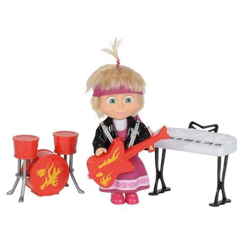Кукла Simba Маша в рок-наряде 12 см 9301682Куклы и пупсы<br>