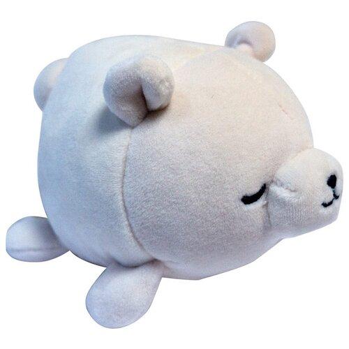 Купить Мягкая игрушка Yangzhou Kingstone Toys Медвежонок полярный белый 6 см, Мягкие игрушки