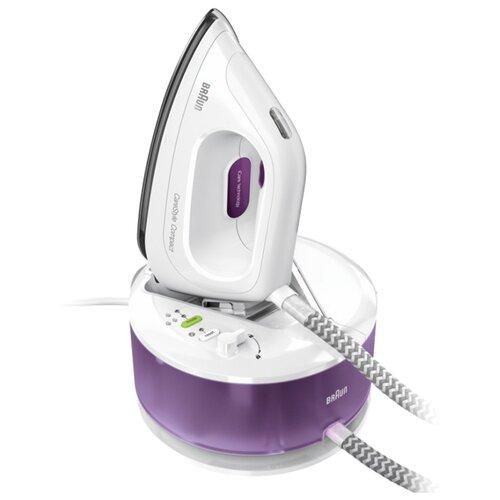 Парогенератор Braun IS 2044 CareStyle белый/фиолетовый