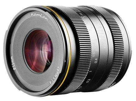 Объектив SainSonic 28mm f/1.4 Canon M