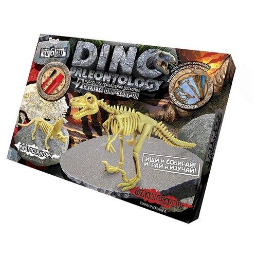 Купить Набор для раскопок Danko Toys Dino Paleontology № 3, Наборы для исследований