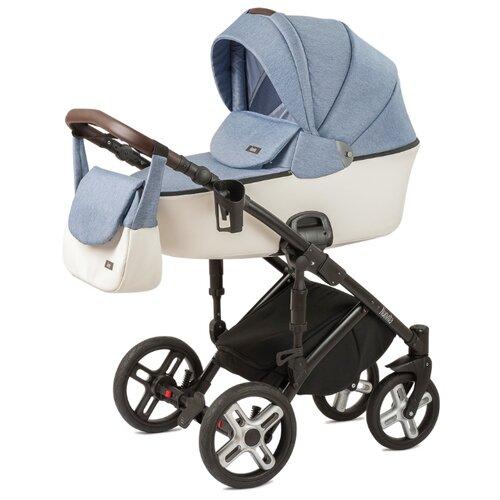Купить Универсальная коляска Nuovita Carro Sport (2 в 1) denim bianco, Коляски