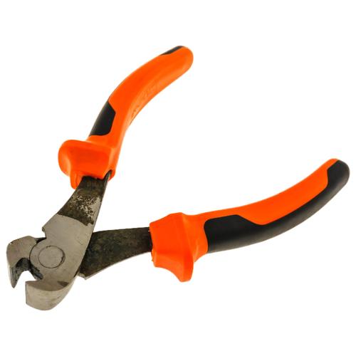 Торцевые кусачки Archimedes 90230 150 мм оранжевый/черный мини кусачки торцевые archimedes norma