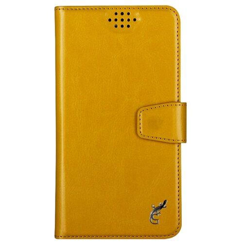 Чехол универсальный G-Case Slim Premium (GG-769/GG-770/GG-771/GG-772/GG-773/GG-774/GG-775/GG-776/GG-777/GG-778) оранжевый gucci текстурированный кошелек gg supreme bees