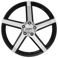Колесные диски Dotz CP5 9.5x19 5x112 ET45 D70.1 Matt Graphite [арт. 137281]