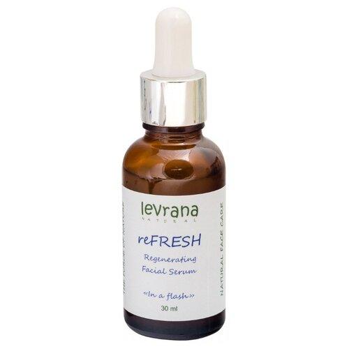 Levrana Регенерирующая сыворотка для лица reFresh, 30 мл