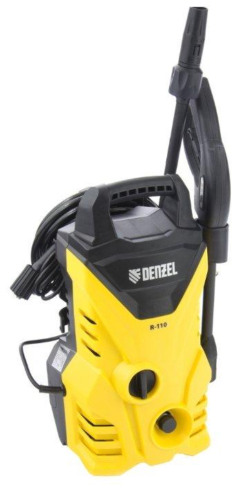 Мойка высокого давления Denzel R-110