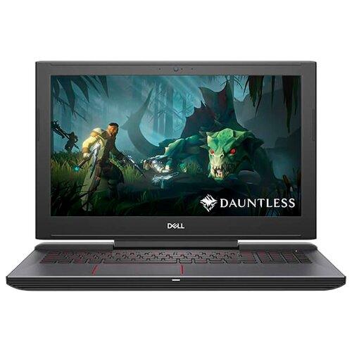 Ноутбук DELL G5 15 5587 (Intel Core i5 8300H 2300 MHz/15.6/1920x1080/8GB/1008GB HDD+SSD Cache/DVD нет/NVIDIA GeForce GTX 1050/Wi-Fi/Bluetooth/Windows 10 Home) G515-7312, G515-5079 черный g515 7312 page 5