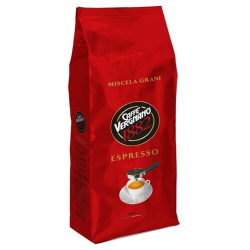 Фото - Кофе в зернах Caffe Vergnano 1882 Espresso Bar, 1 кг кофе молотый caffe vergnano 1882 espresso casa 250 г