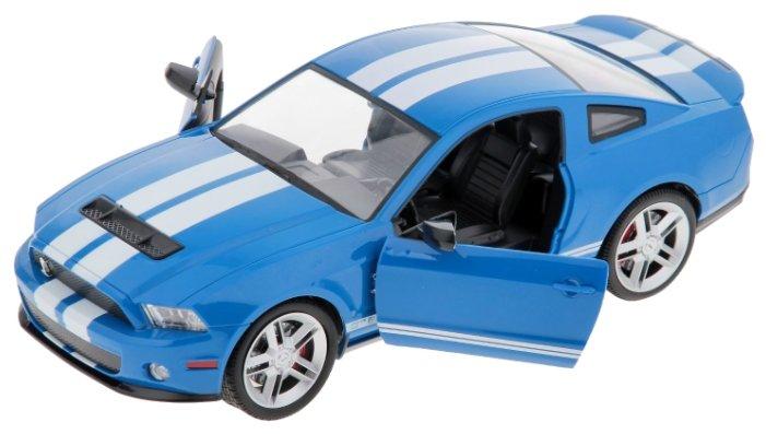 Легковой автомобиль MZ Ford Mustang GT500 (MZ-2270J) 1:14 34 см