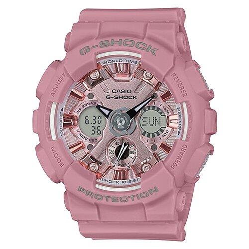 Наручные часы CASIO GMA-S120DP-4A наручные часы casio gma s140nc 5a1