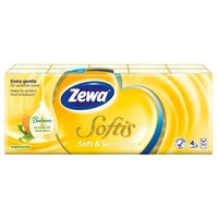 Платочки Zewa Softis Soft&Sensitive