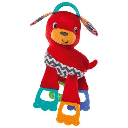 Купить Подвесная игрушка Bright Starts Щенок (52023) красный, Подвески