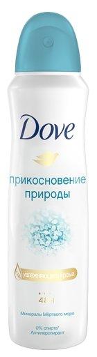 Антиперспирант спрей Dove Прикосновение природы