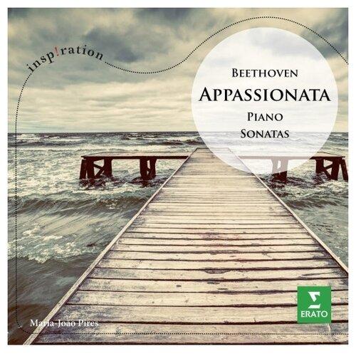 Beethoven: Appassionata – Piano Sonatas (Inspiration) (CD) виниловая пластинка murray perahia beethoven piano sonatas 0028947999195