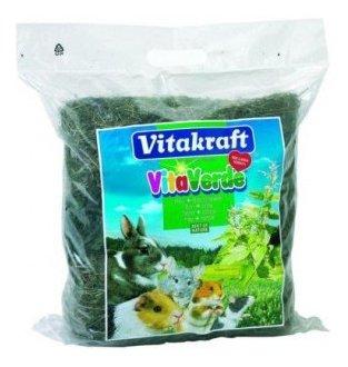 Сено Vitakraft VITA VERDE луговое с крапивой 0.5 кг