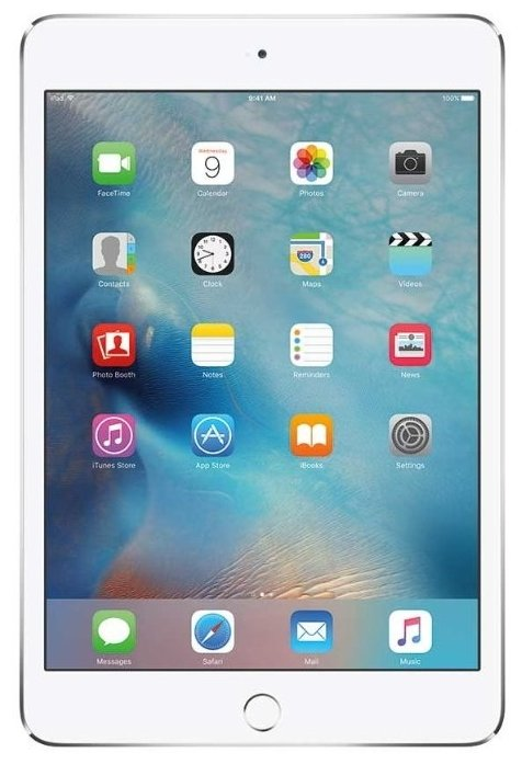 Apple Планшет Apple iPad mini 4 16Gb Wi-Fi + Cellular