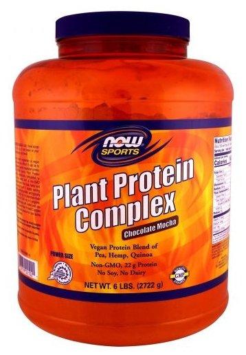 Протеин NOW Plant Protein Complex (2270 г)