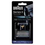 Сетка и режущий блок Braun 30B (Series 3)