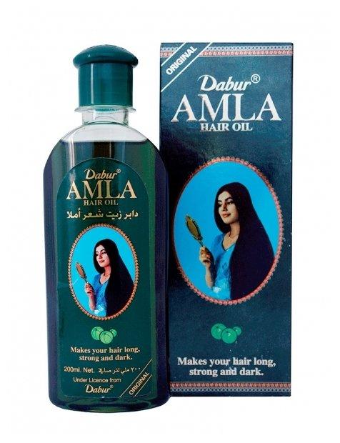 Dabur Amla Масло для волос оригинальное