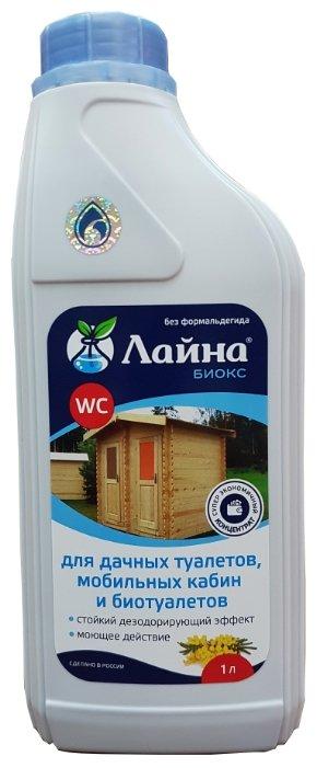 Лайна Моюще-дезодорирующее средство Биокс 1 л