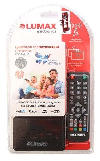 LUMAX TV-тюнер LUMAX DV-1102HD